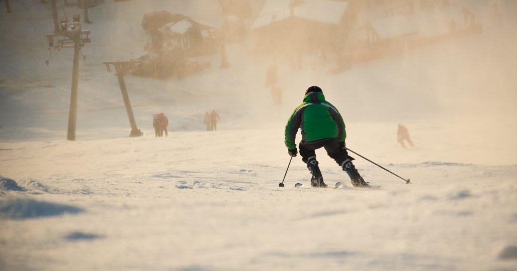 Kalson-skier